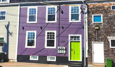 exterior house painting halifax