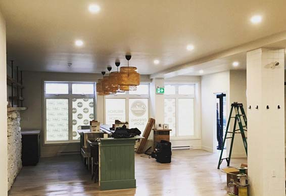 commercial painting halifax
