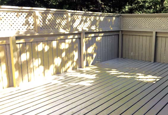 deck staining company halifax