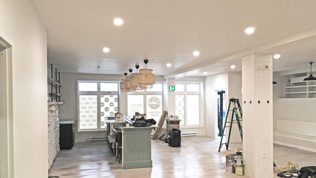 commercial and retail painting in halifax