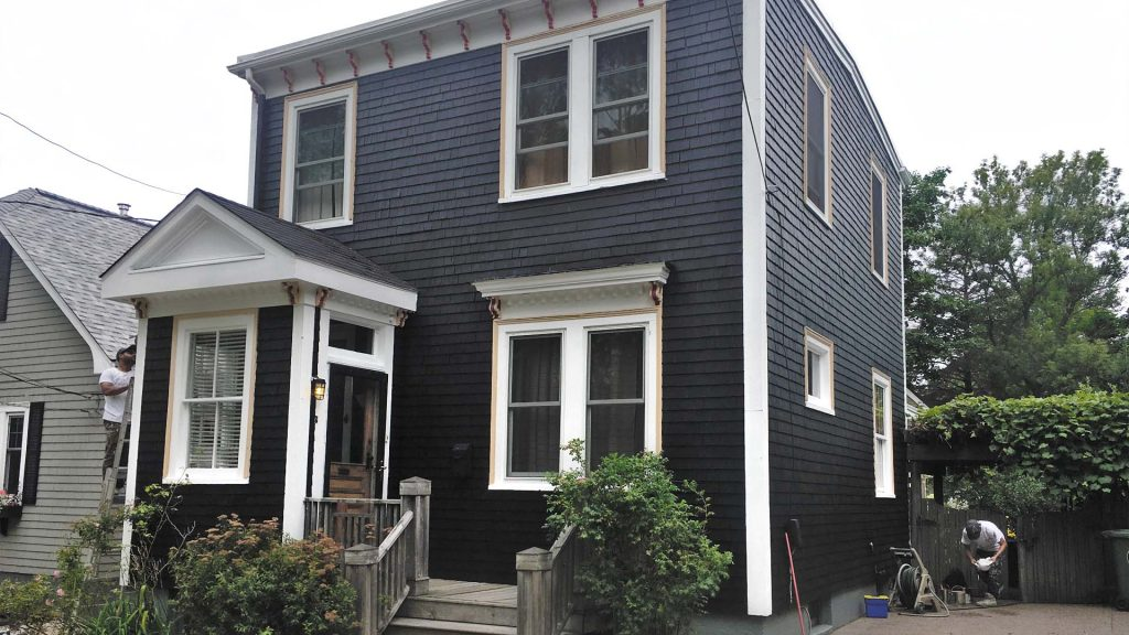 Exterior Home Painting Halifax - Exterior-home-painting